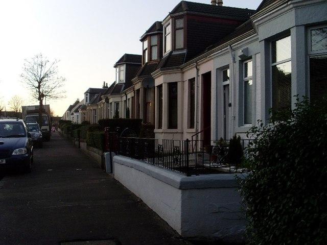 Houses on Barns Street