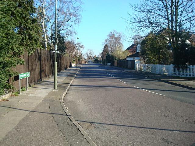 Sherbourne Road, Orpington