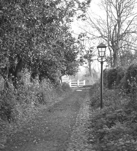 Church Walk, Peatling Magna