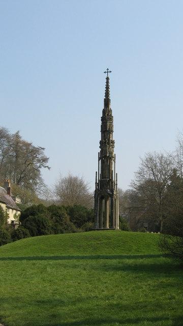 The Bristol Cross, Stourhead