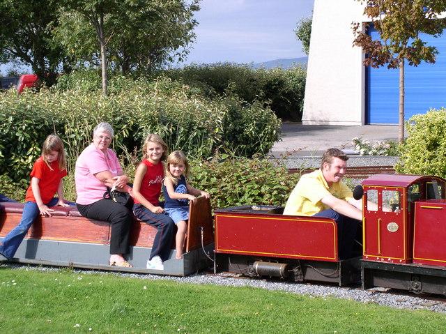 Agnew Park Railway