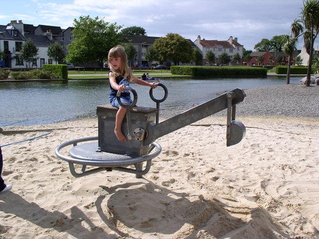Agnew Park Sand Pit