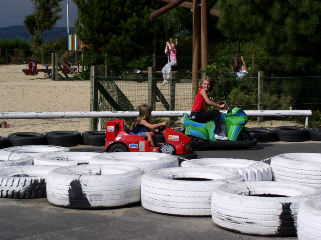 Agnew Park Race Track