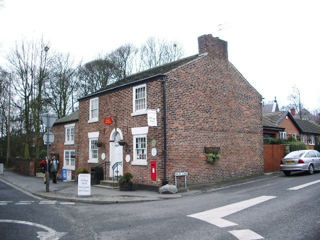 Post Office and Village Stores, Newburgh