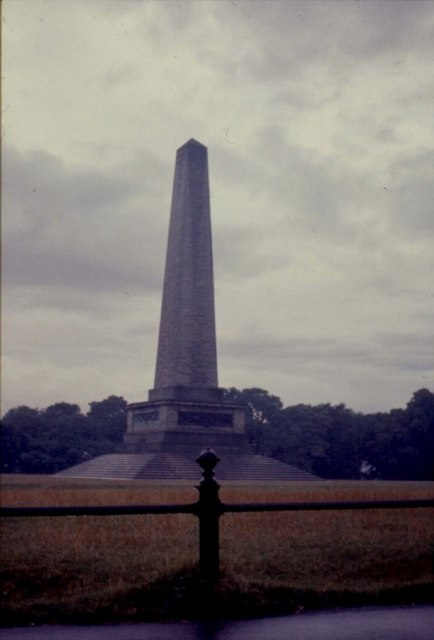 Wellington Monument Phoenix Park
