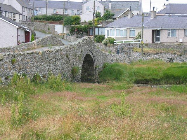 Pont Aberffraw Bridge