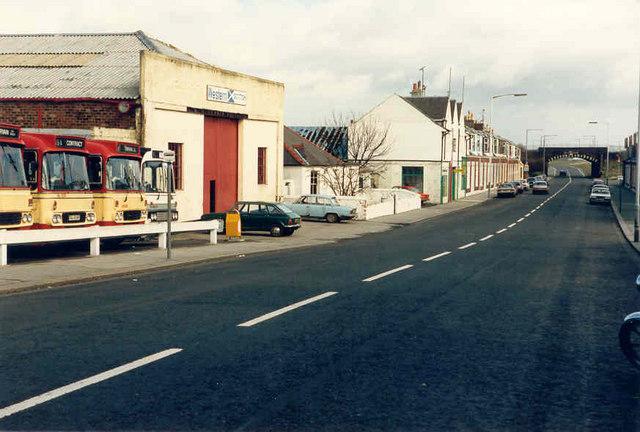 Vicarton Street Girvan