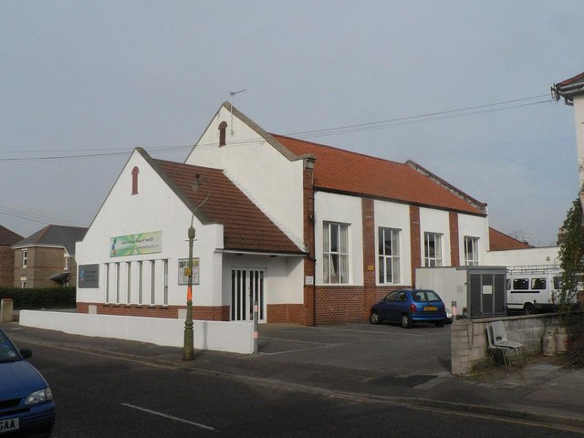 Winton: Bournemouth Community Church Centre