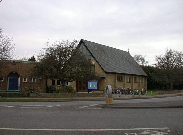 St Stephen's church, Brooks Road