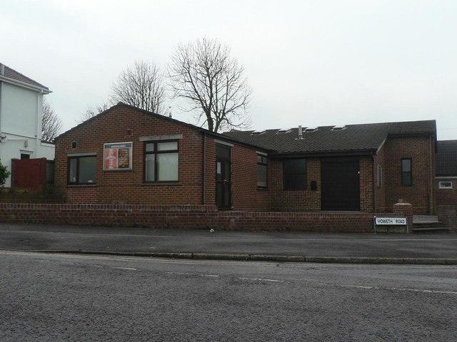Ensbury Park: Howeth Road Evangelical Church