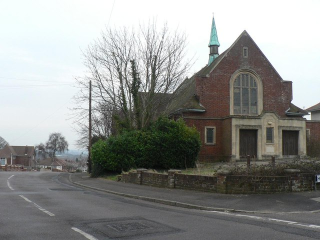 Moordown: former Congregational Church