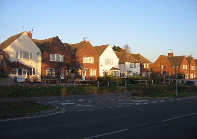 Kingsclere Road housing