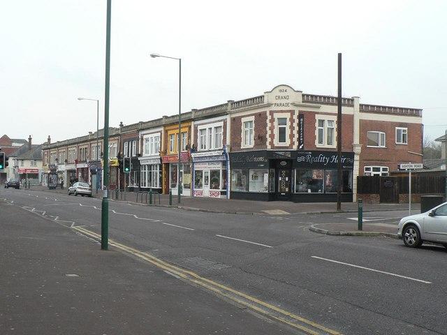Moordown: Grand Parade