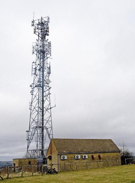 Andoversford Relay Transmitter