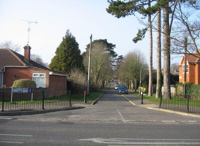Kings Furlong Drive
