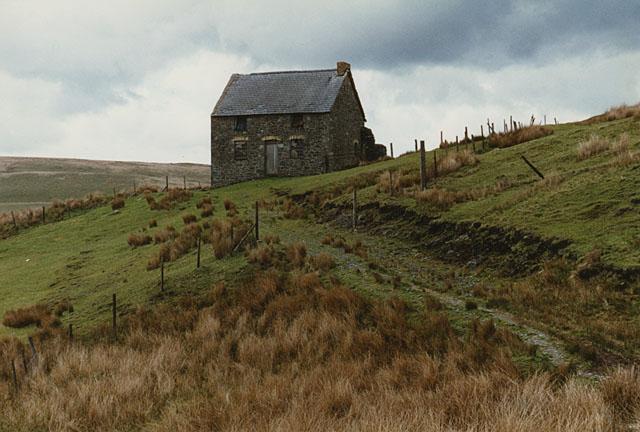 Llechwedd-mawr farm