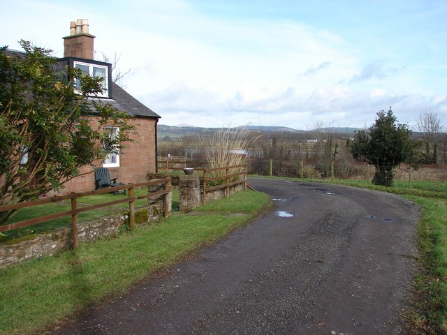 Holm Farm, Holywood