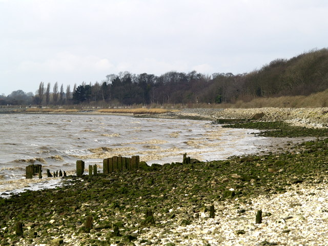 The River Humber Foreshore west of Hessle