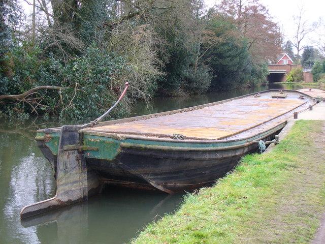 Barge, Cartbridge