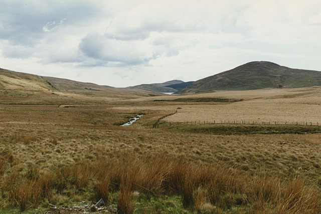 The bottom of Cwm Hyddgen