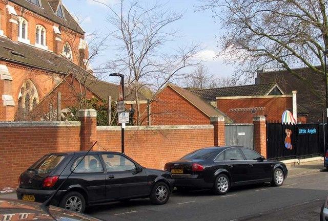 Little Angels Nursery, Bredgar Road, Upper Holloway, London N19