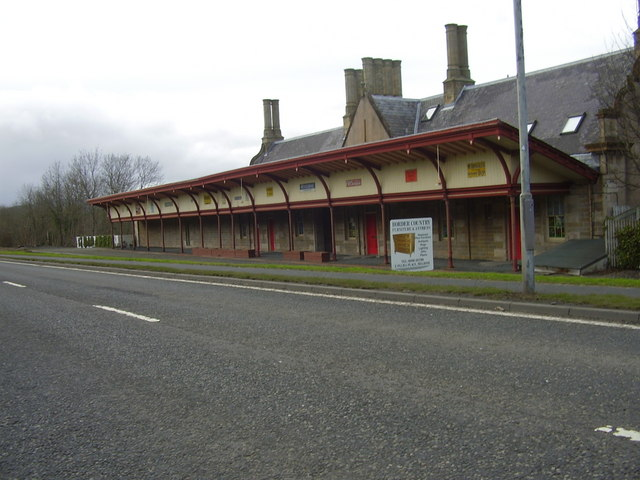 Melrose Railway Station