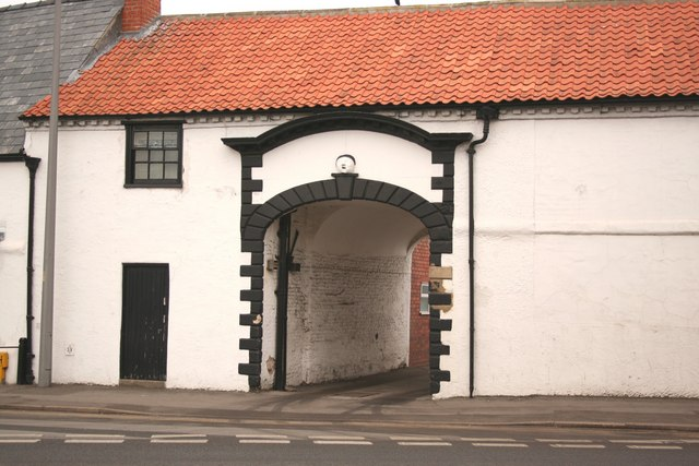 Carriage gate