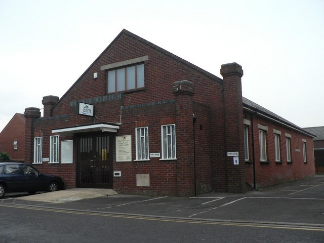 Winton: Elim Church