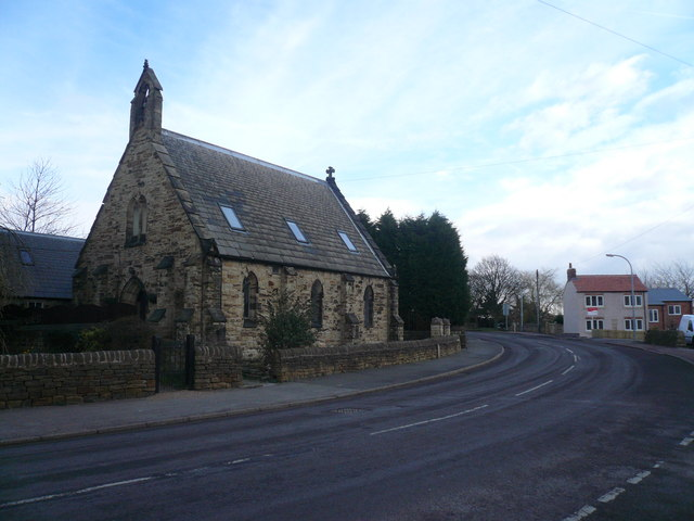 Woodthorpe - Church Building