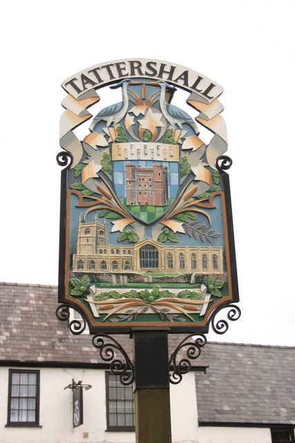 Tattershall Village Sign