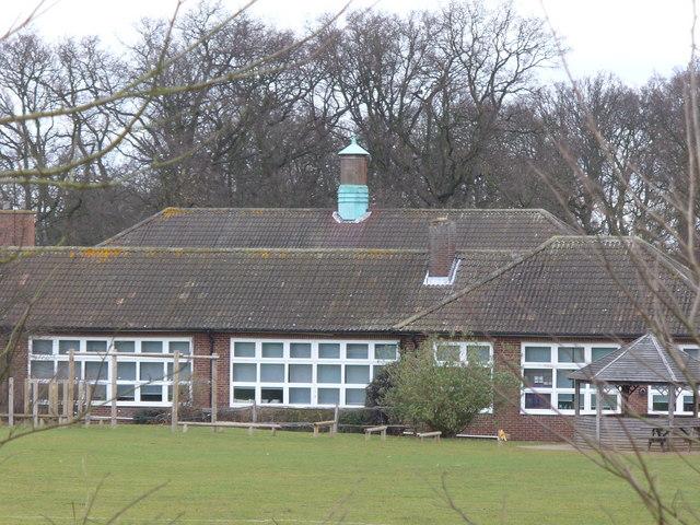 St Bede's School, Send