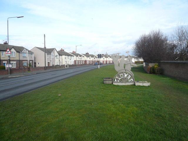 Clowne - Mansfield Road (B6417)