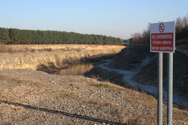 Sproxton South Quarry