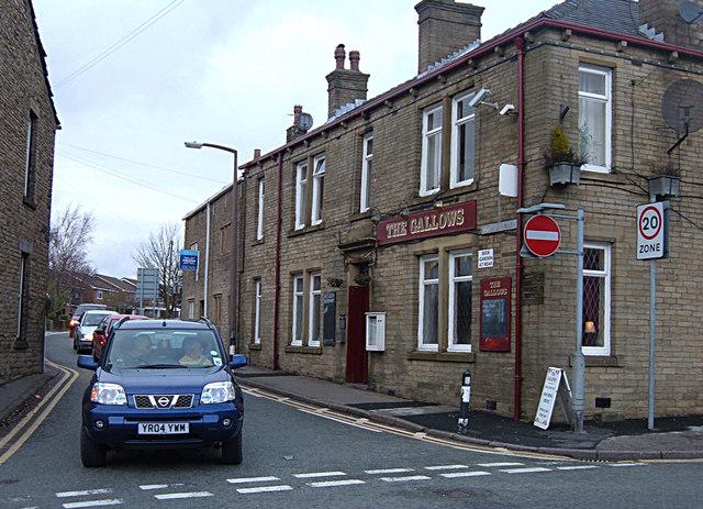 The Gallows Pub, Milnrow
