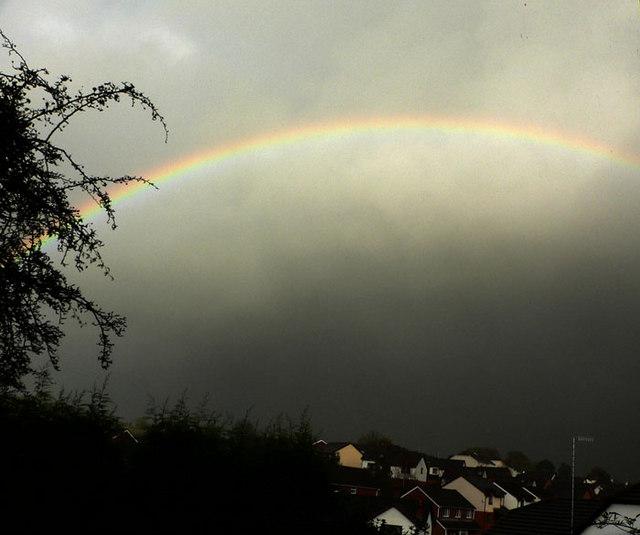 Chudleigh rainbow