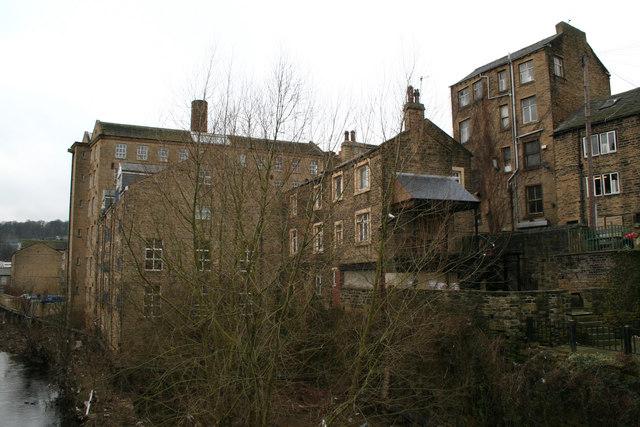 The 'Turk's Head', Sowerby Bridge