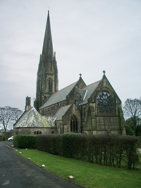 Our Lady and All Saints RC Church, Parbold