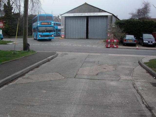 Freshwater bus depot