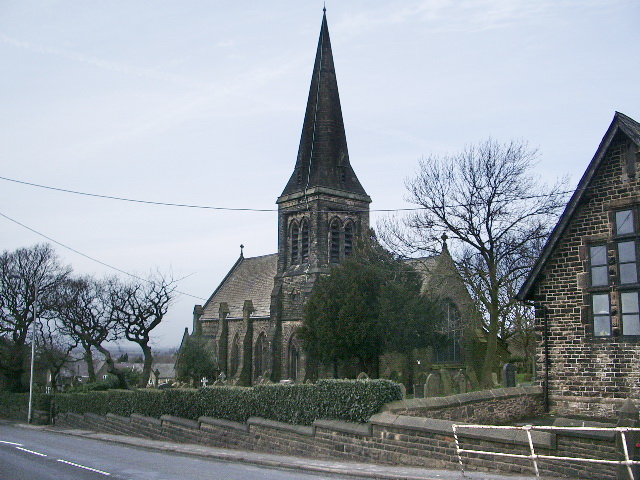 Christ Church, Douglas-in-Parbold