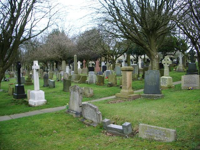 Christ Church, Douglas-in-Parbold, Graveyard
