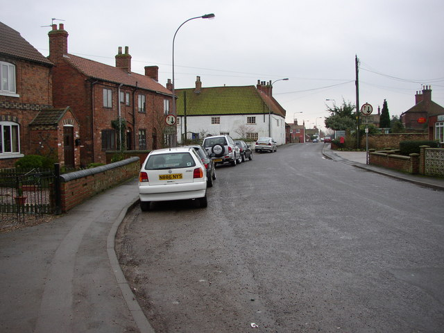 High Street, looking South