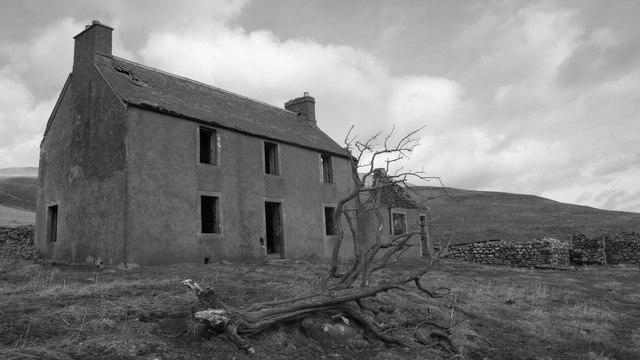 South Cote farmhouse