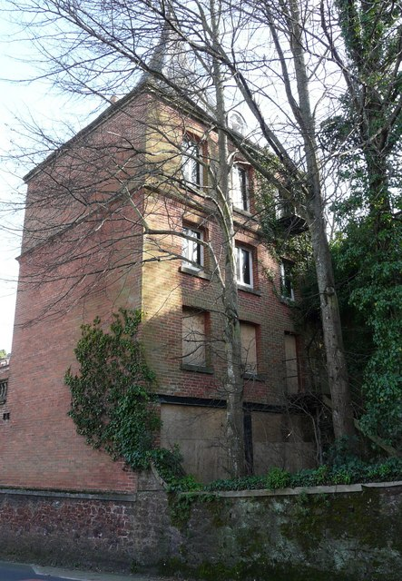 Square tower, Oldway Mansion, Paignton