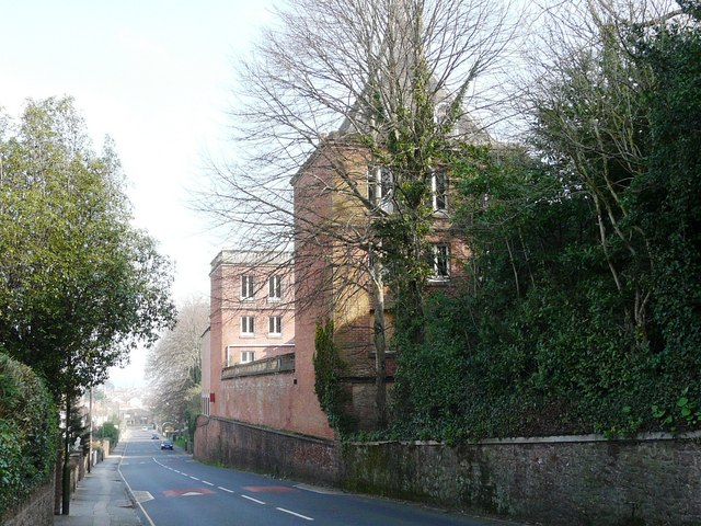 Two towers, Oldway Mansion, Paignton
