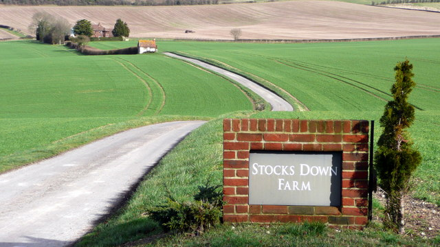 Stocks Down Farm