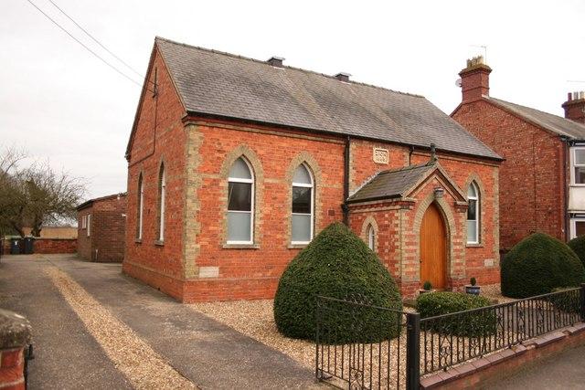 Zion Wesleyan Reform Chapel