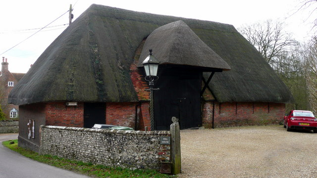 The Biggs's Barn
