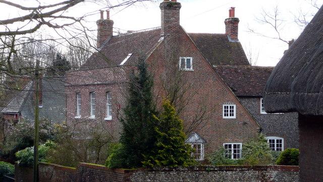 The Manor House, Meonstoke