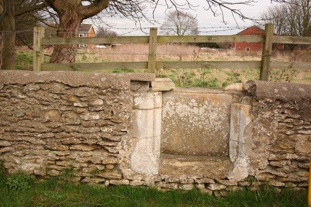 Site of Hodgson's Almshouses