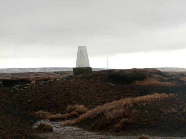 541 Triangulation Pillar, a different aspect